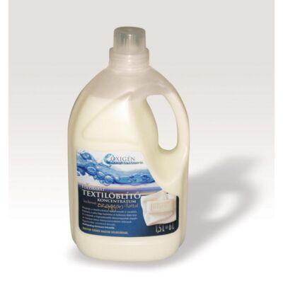 Oxigén földbarát textilöblítő koncentrátum  SZAPPAN illattal 1,5 l