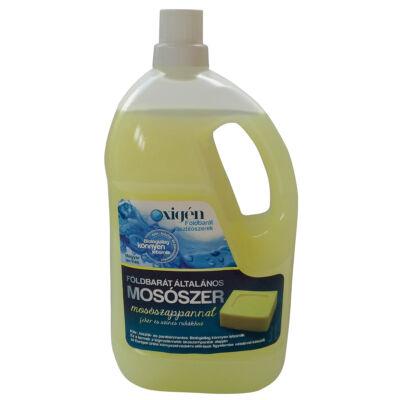 Oxigén földbarát általános mosószer MOSÓSZAPPANNAL 3 l