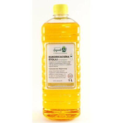 Spájzold Be! Hidegen sajtolt kukoricacsíra olaj 1 l