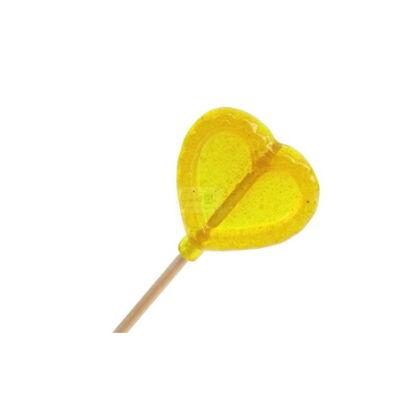 Fogbarát nyírcukor nyalóka - szív 5 g
