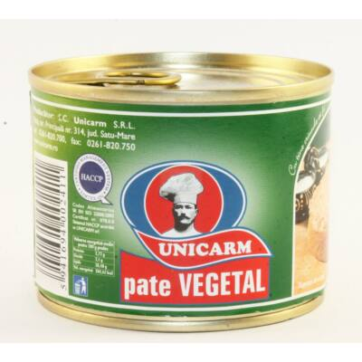 Unicarm növényi pástétom - zöldhagymás 200 g