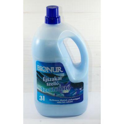 Bionur textilöblítő - Éjszakai szellő 3 l