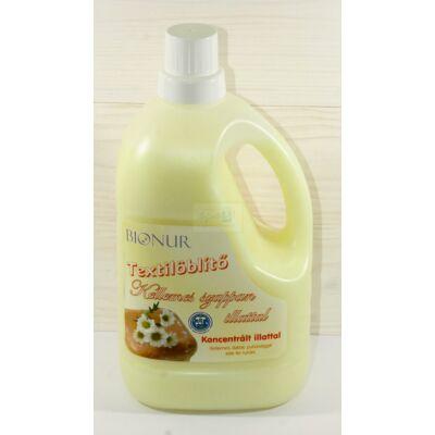 Bionur textilöblítő  koncentrátum  kellemes szappan illattal 2 l