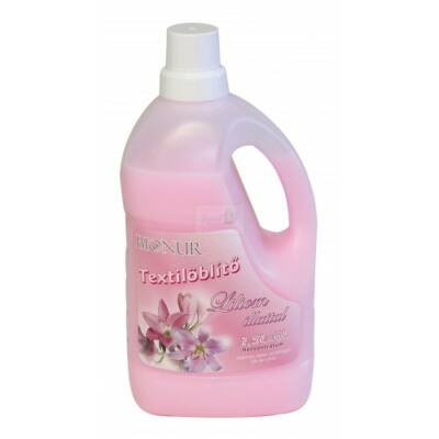 Bionur textilöblítő  koncentrátum  liliom illattal 3 l