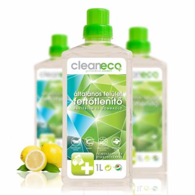 Cleaneco általános felületfertőtlenítő 1 L