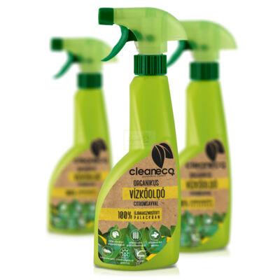 Cleaneco organikus vízkőoldó citromsavval - pumpás 0,5 l
