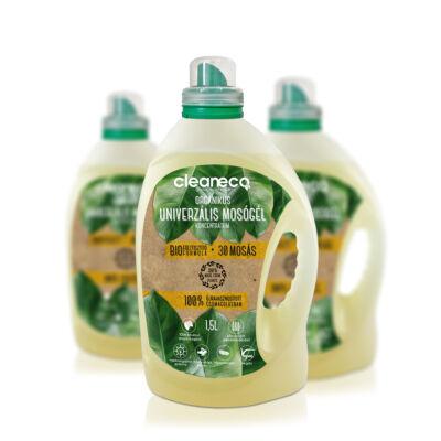 Cleaneco organikus univerzális mosógél koncentrátum 1,5 l - 30 mosáshoz